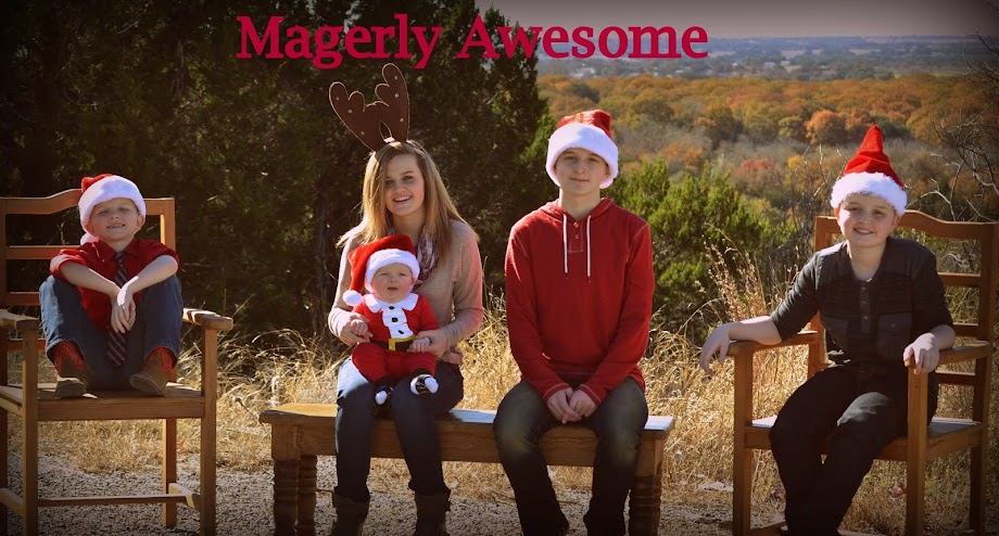 Magerly Awesome