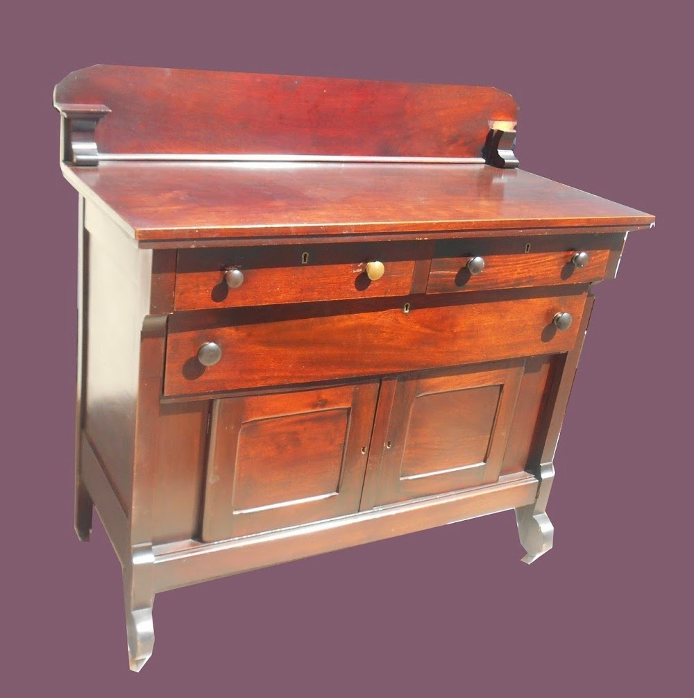 Uhuru furniture collectibles antique sideboard reduced for Reduced furniture