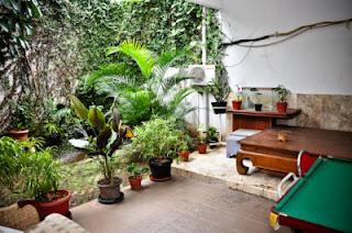 Kesalahan penataan interior teras belakang rumah