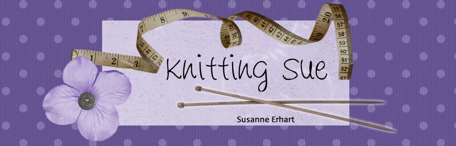 Knitting Sue