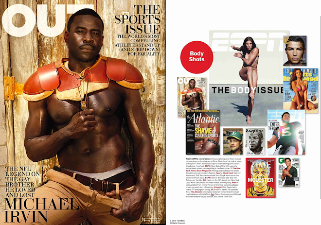 "Press: ADWEEK Article ""Body Shots"", February 2012"