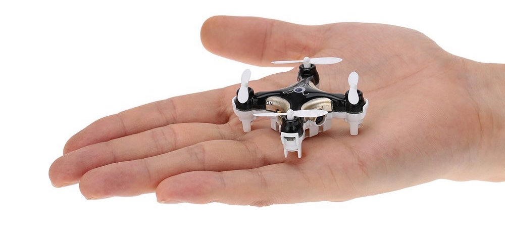 Cheerson CX 10C The Smallest Camera Equipped Drone EVER