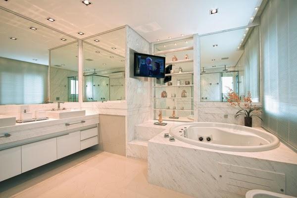 jemi niley and delena amor para sempre -> Banheiro Com Banheira E Televisao