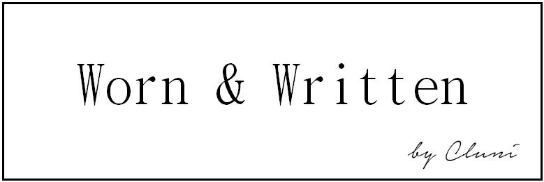 Worn & Written