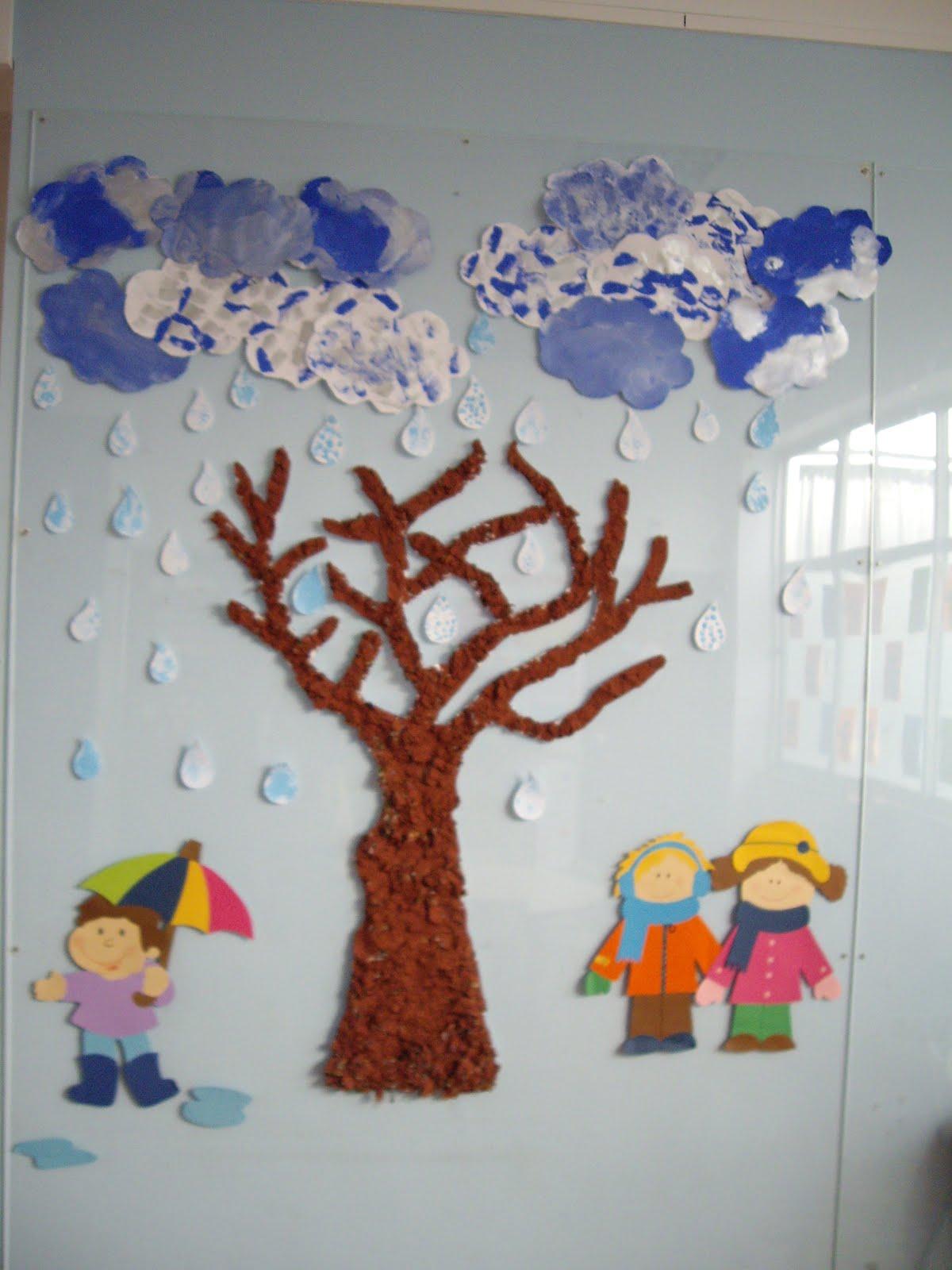 ideias para o outono jardim de infancia : ideias para o outono jardim de infancia:PIRATAS: PAINEL DE INVERNO NO JARDIM DE INFÂNCIA