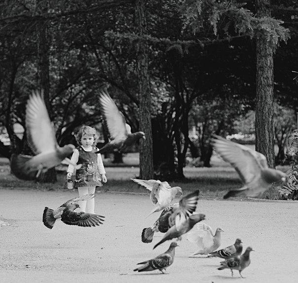 Черно-белые фотографии Татьяна Кошутина