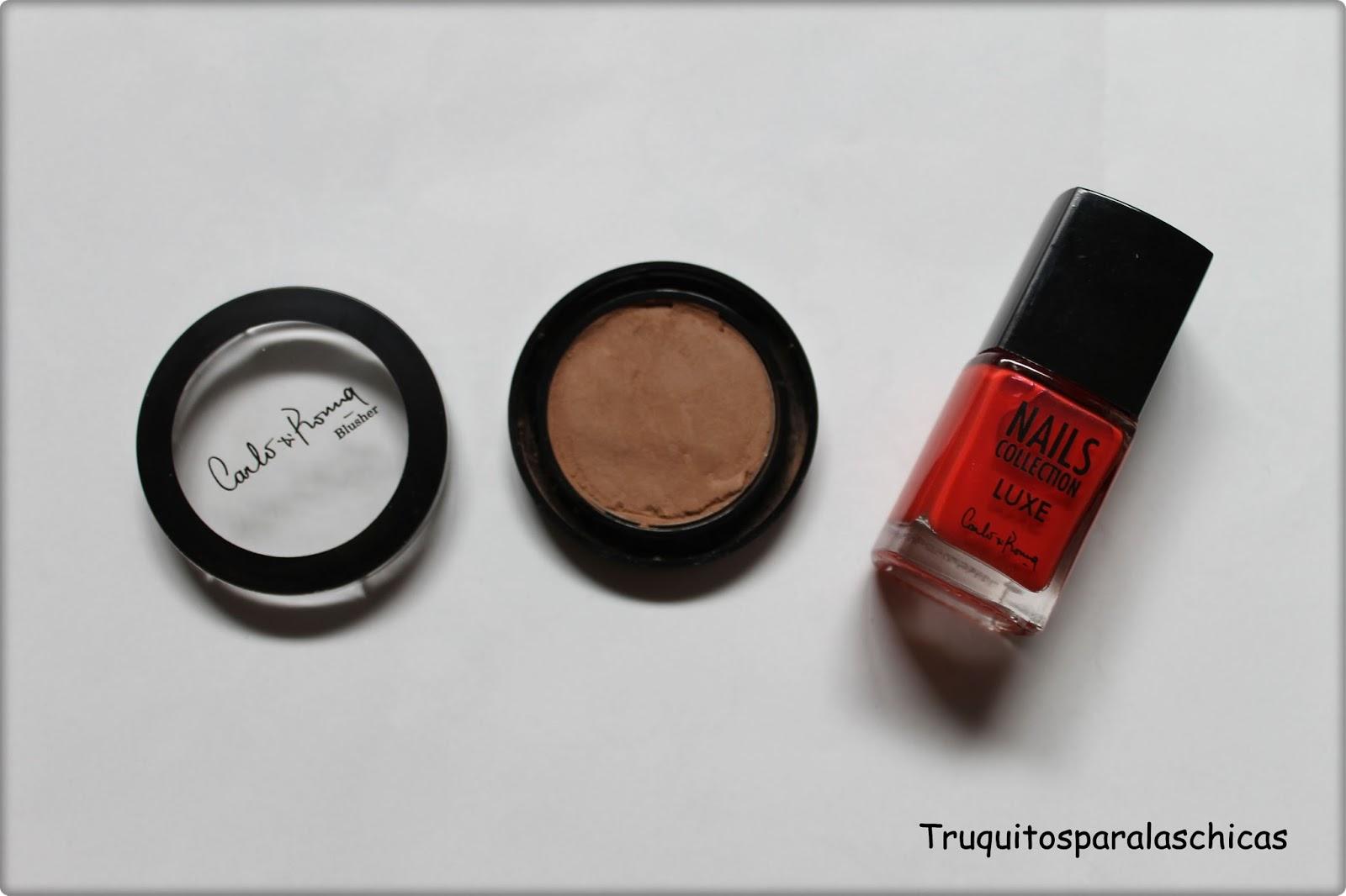 carlo di roma maquillaje