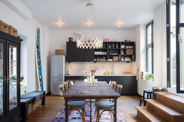 Eccellente recupero industriale blog di arredamento e for Design interni case piccole