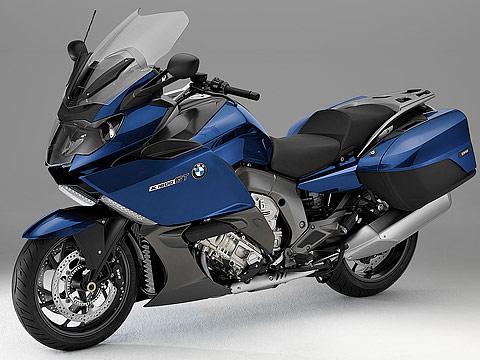 2013 BMW K1600GT Gambar motor -