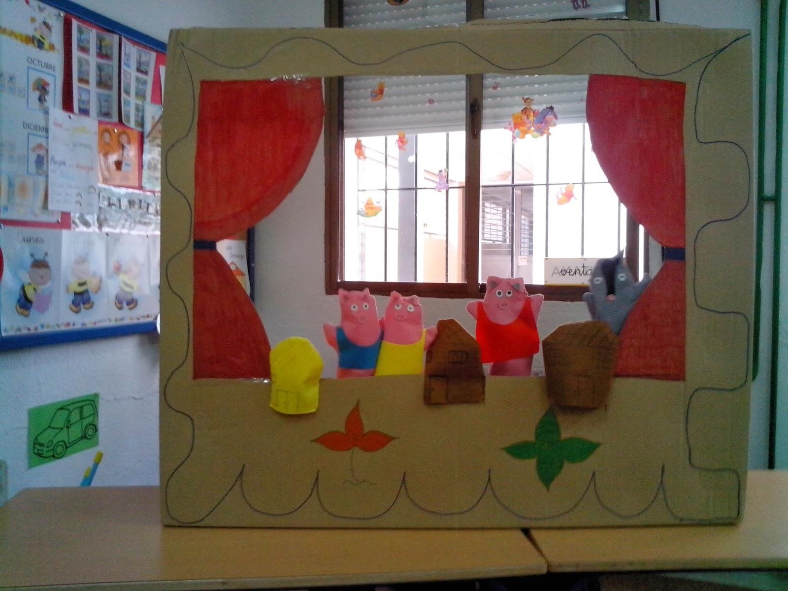 La ventanita de mi clase taller de cuentos 3 - Como hacer una mampara ...