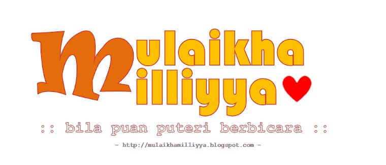 Mulaikha Milliyya