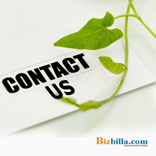 Bizbilla Contact us