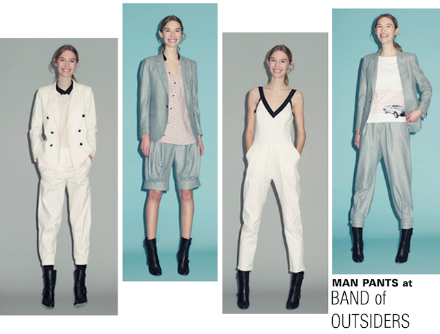 BAND OF OUTSIDERS PREFALL 2014