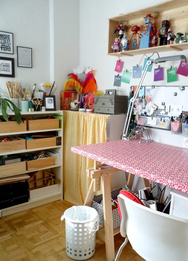Lalole blog como hacer unas cortinas sin saber coser for Muebles para costura