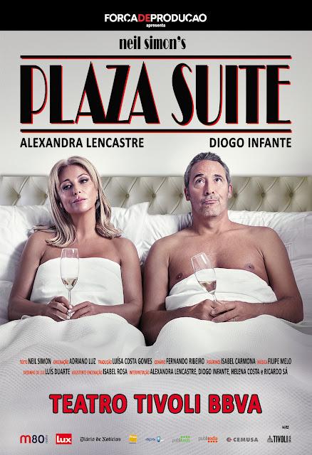 """""""Plaza Suite"""" com sessões extra na capital"""