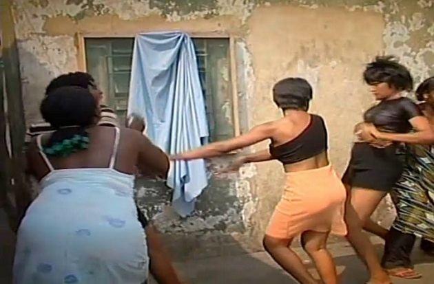 проститутки задержание видео
