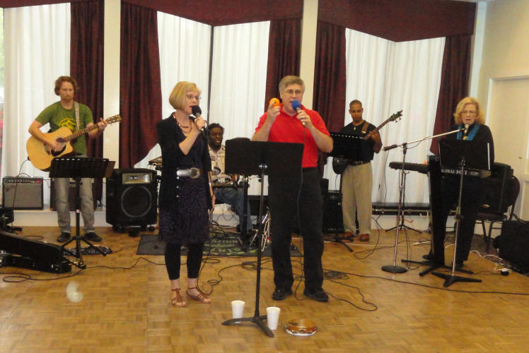 Messianic Worship Band