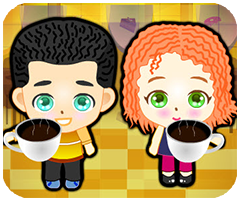 Game cửa hàng cà phê, chơi game nấu ăn online