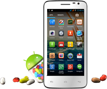 Micromax Canvas Juice