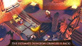 Dungeon Hunter 4 v1.3.0 Mod [Unlimited Gold & Gems]