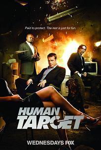 Điệp Vụ Mật 1 - Human Target Season 1