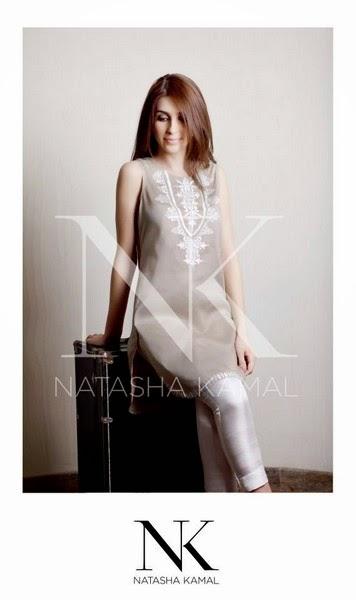 Natasha Kamal Pret Throwback- Formal Embroidered Suits