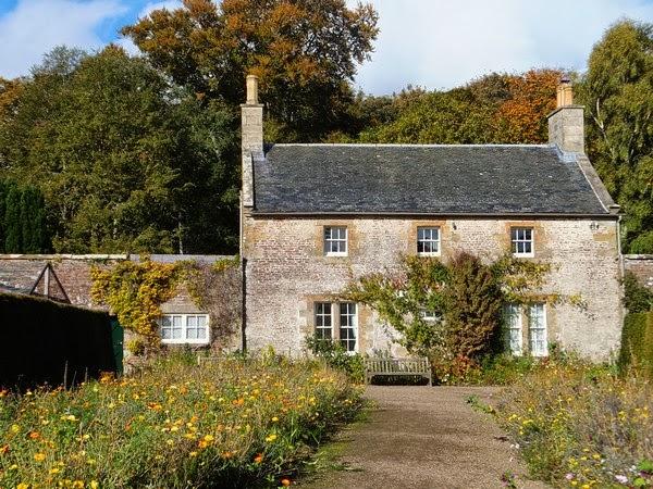 écosse Scotland Ayr Culzean Castle château garden jardin
