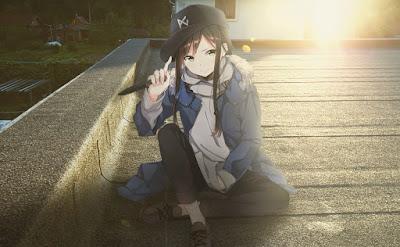 Ini Jadinya Jika Karakter Anime Moe Benar-benar Hidup dan Ada Dalam Dunia Nyata