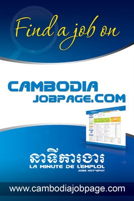 Cambodia jobs: Cambodia job-hunting resources