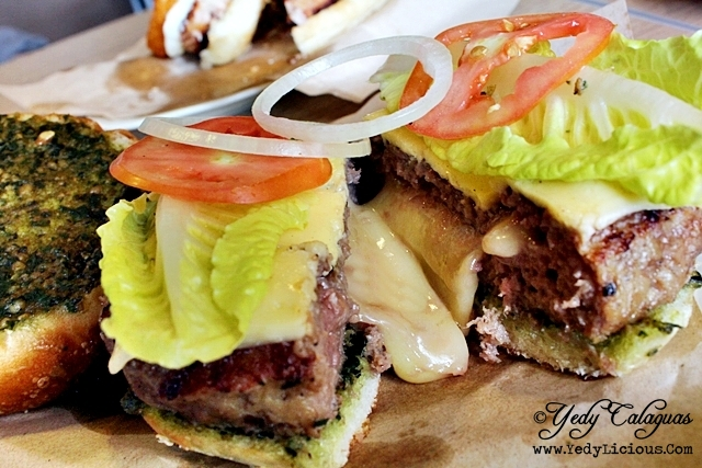 backyard burgers at sgt esguerra quezon city yedylicious manila