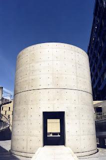 Espace de méditation d'Andō Tadao UNESCO Paris