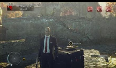 Hitman Absolution Item Locations
