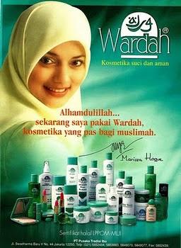 Wardah Kosmetika Islami Cocok untuk Perempuan Aceh