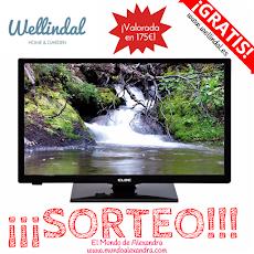 SORTEO INTERNACIONAL CON WELLINDAL