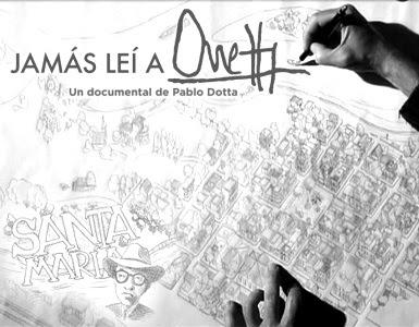 Jamás leí a Onetti, un documental de Pablo Dotta