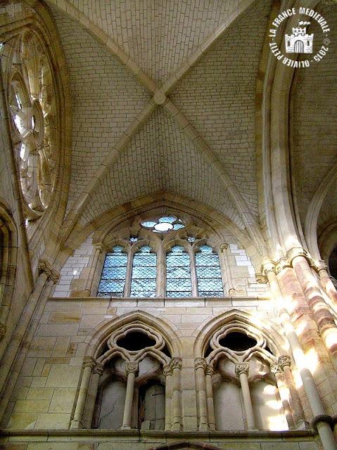 SAINT-AMAND-SUR-FION (51) - Eglise Saint-Amand (Intérieur)