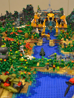sydney brick show - the land of chima