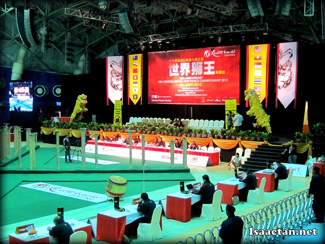 10th Genting World Lion Dance Championship 2012