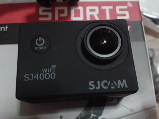 Full View SJ4000 Wifi action camera