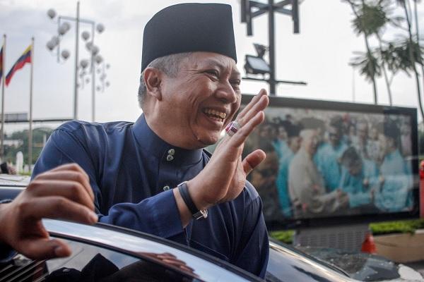 Annuar Musa dilantik ketua penerangan Umno, ganti Ahmad Maslan
