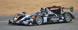 Level 5 Motorsport HPD ARX 03b Honda Alpina n°33