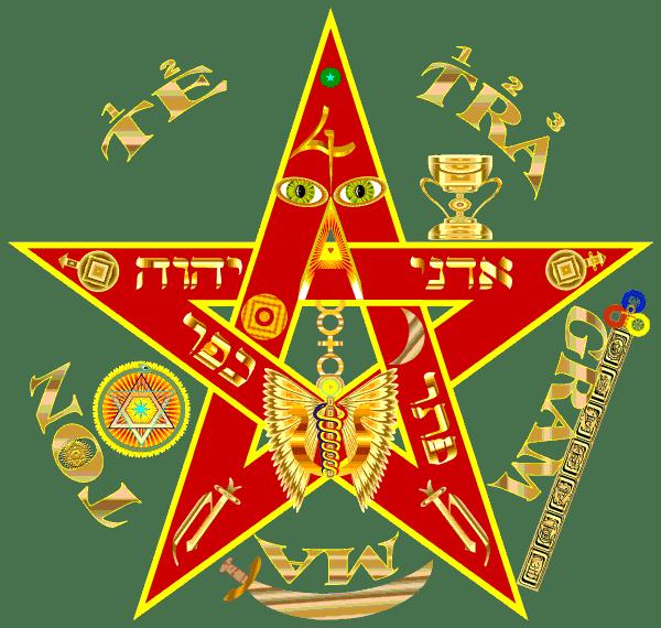 the-esoteric-pentagram-la-pentalfa-pentagrama-esoterica