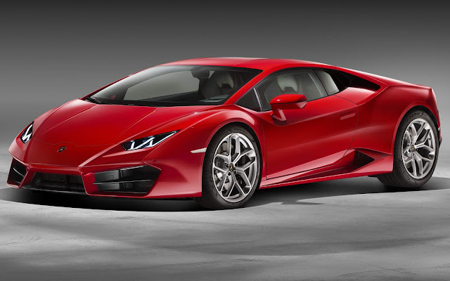 Lamborghini LP580-2 Huracán