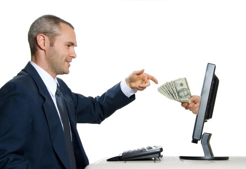 Выгодный заработок в интернете