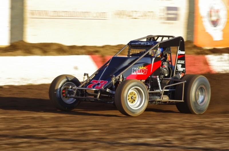 Nic Faas Josh Ford Motorsports