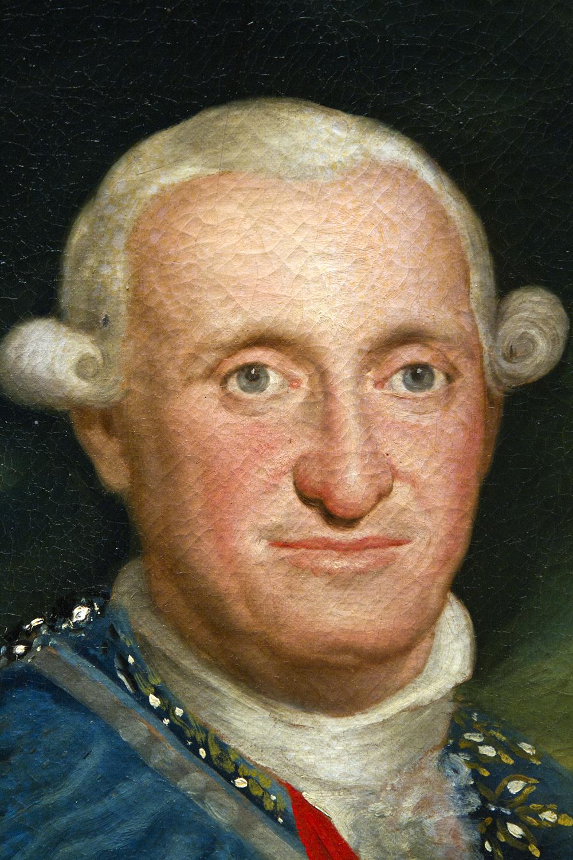 international portrait gallery retrato del rey carlos iv