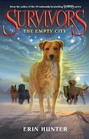 bookcover of SURVIVORS #1 : THE EMPTY CITY by Erin Hunter