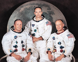astronautas apollo 11