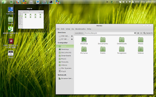 Linux Deepin screenshot