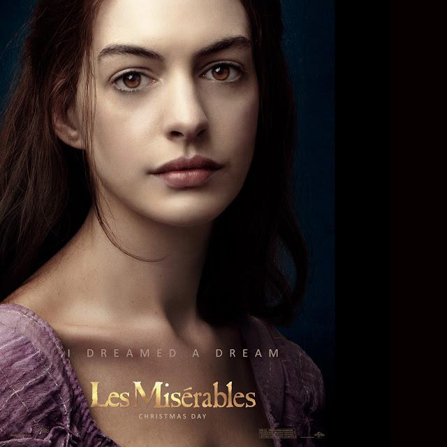 Les Miserables Anne Hathaway HD iPad wallpaper 05